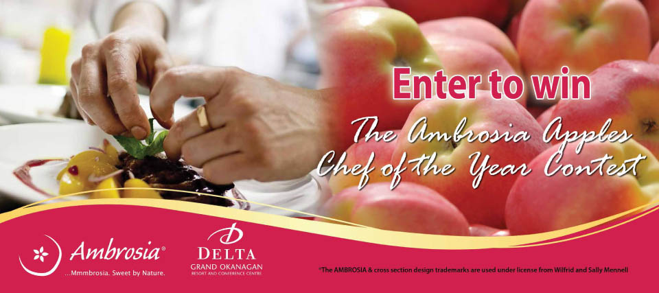 Ambrosia Apples Contest