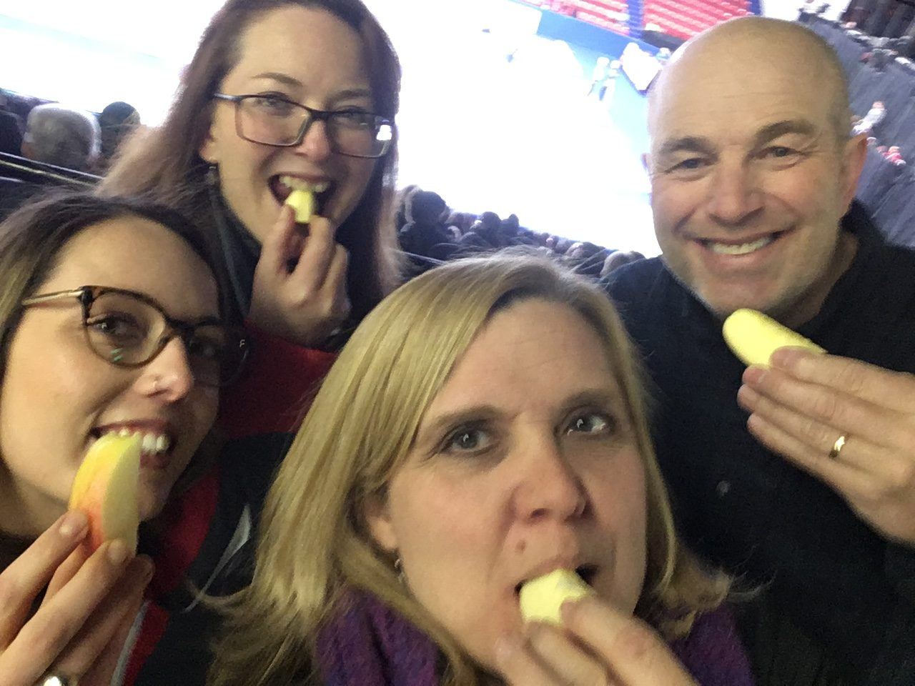 family fun at the brier