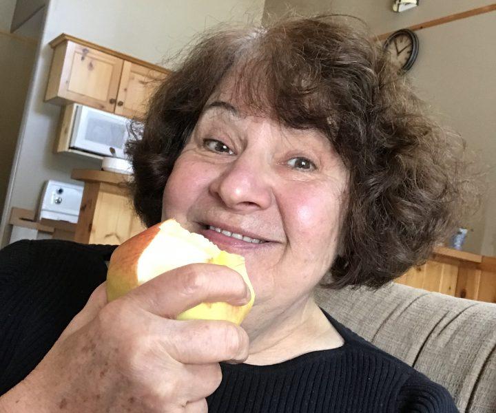 an ambrosial ambrosia apple