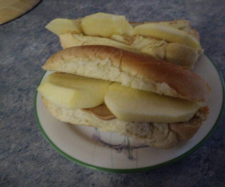 ambrosia peanut butter dogs