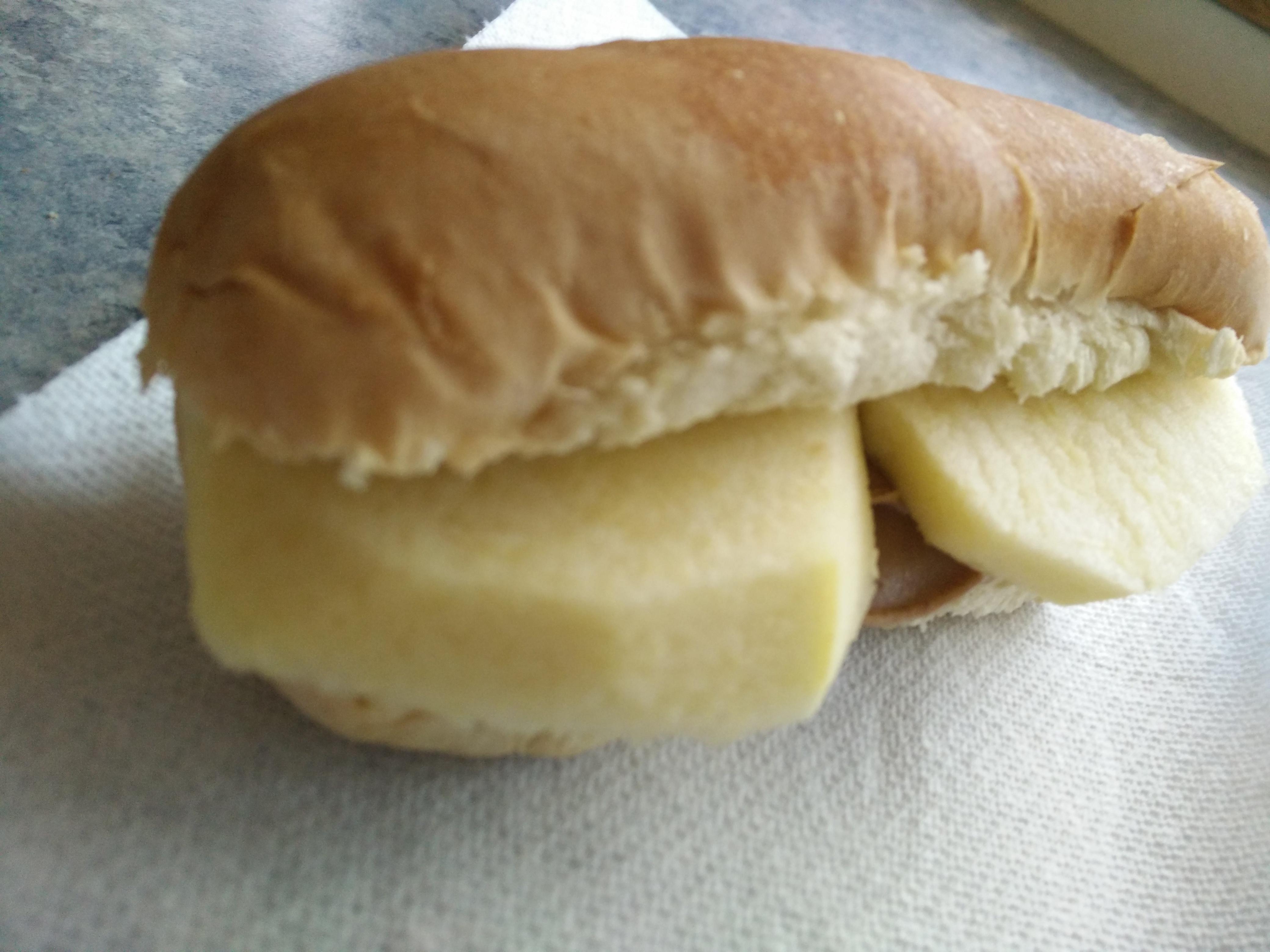 ambrosia peanut butter dog