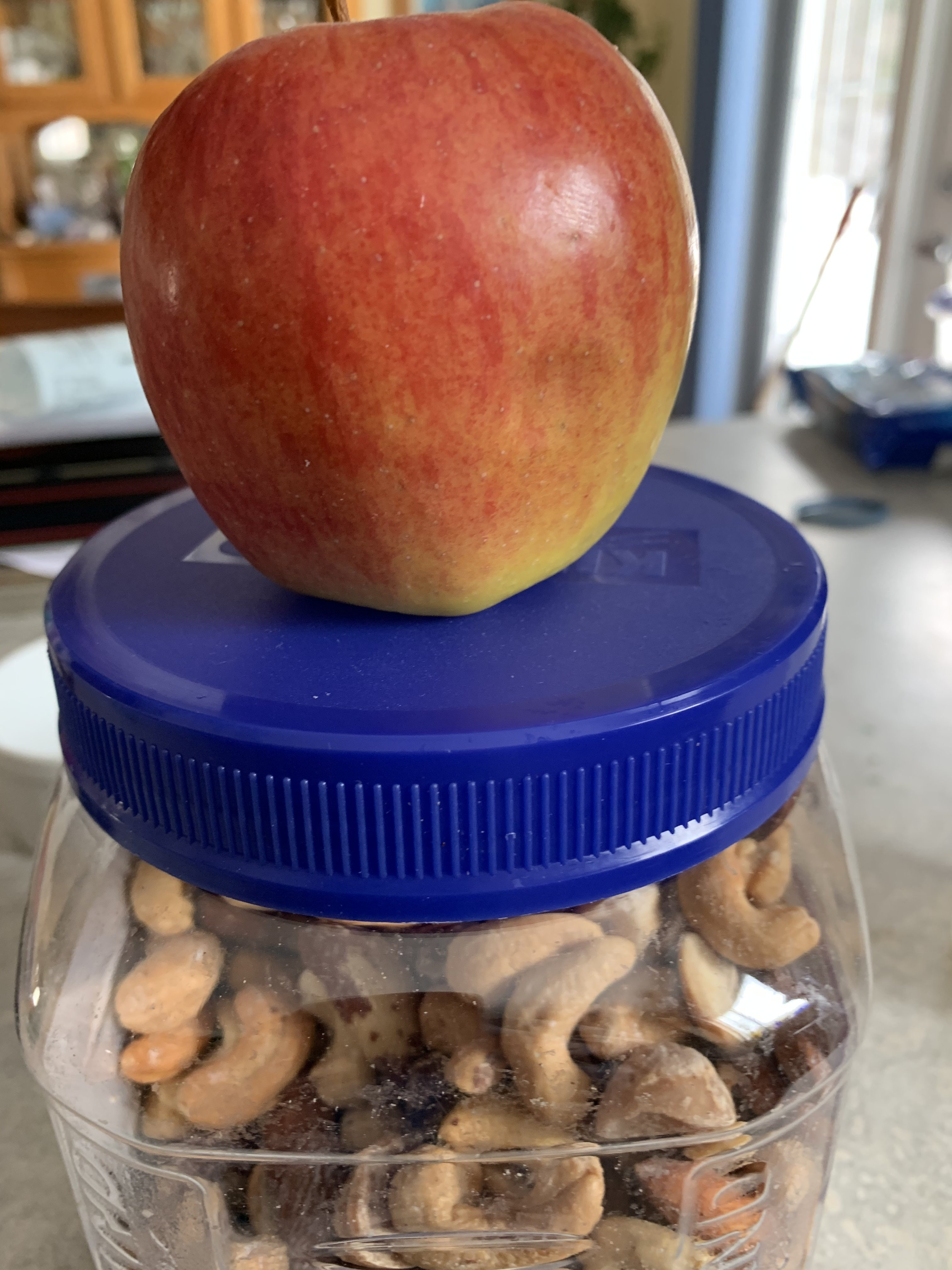 nuts for ambrosia