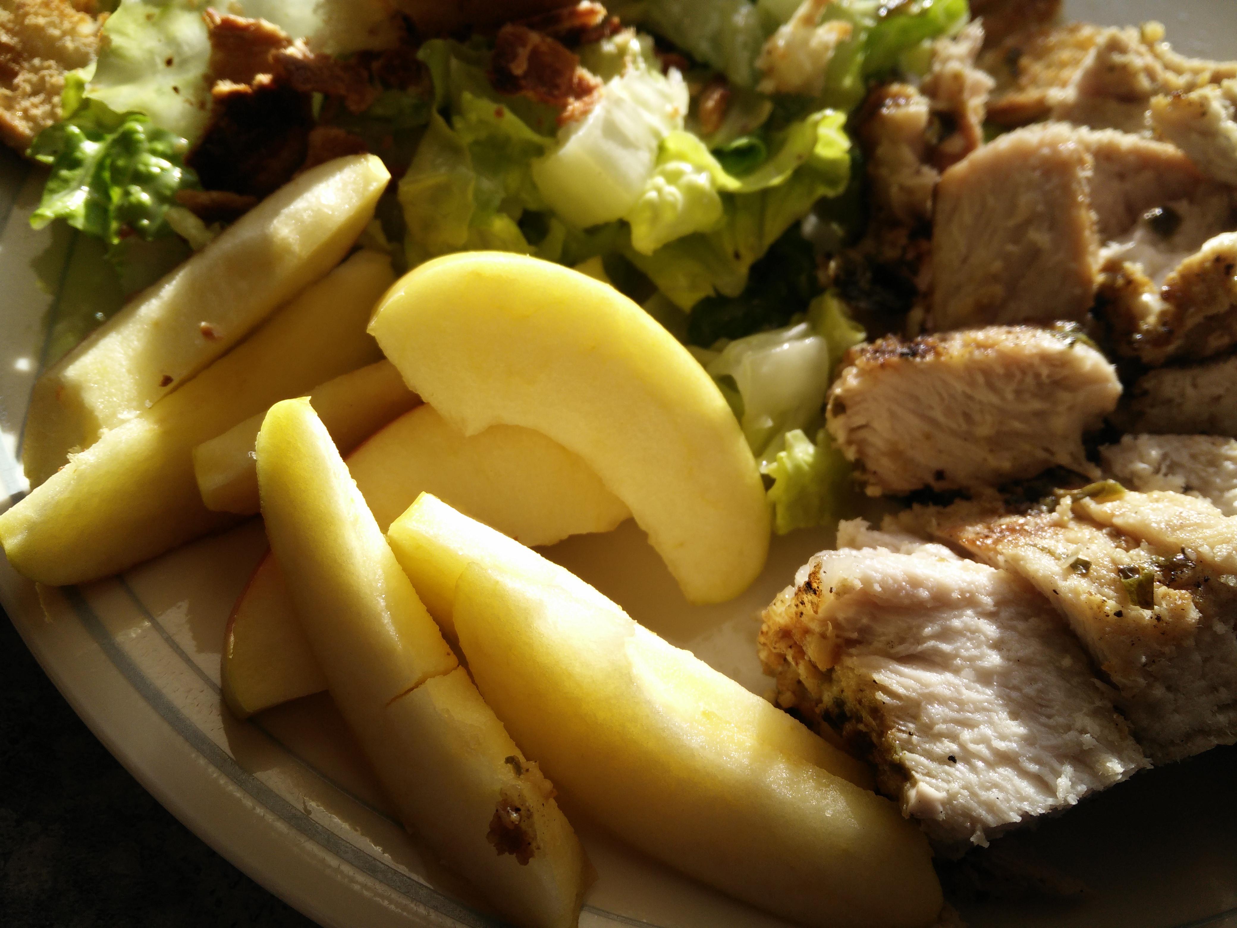 ambrosia and pork