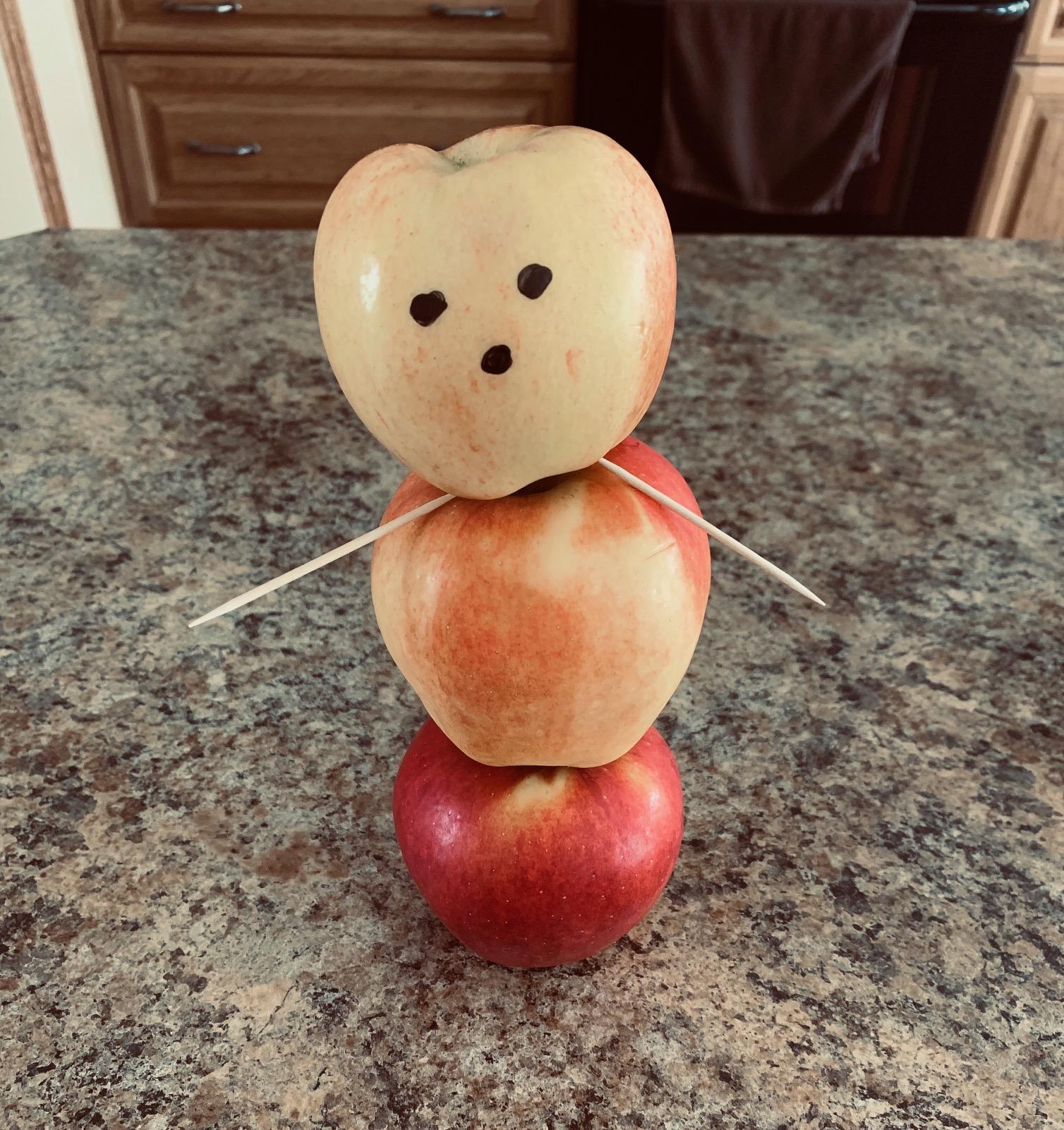 it s apple man